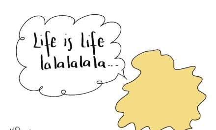 O życiu